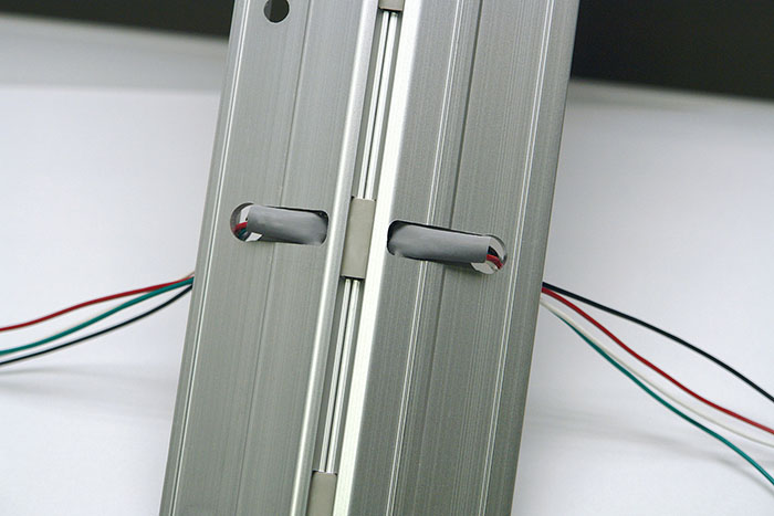 Electric SL57 - SELECT Hinges