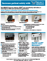 Hospital Tips - SELECT Hinges
